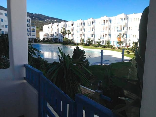 Ferienwohnung/App. für 6 Gäste mit 80m² in Route Sebta, Marina smir (113099)