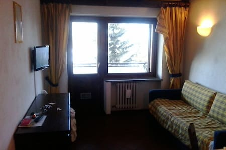 Rent apartment in Sestriere - Wohnung