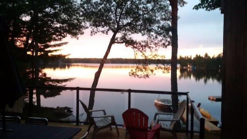 Sunny, Family-friendly, Lake Front