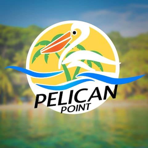 Pelican Point- Cayos Cochinos ( Cabin #3 )