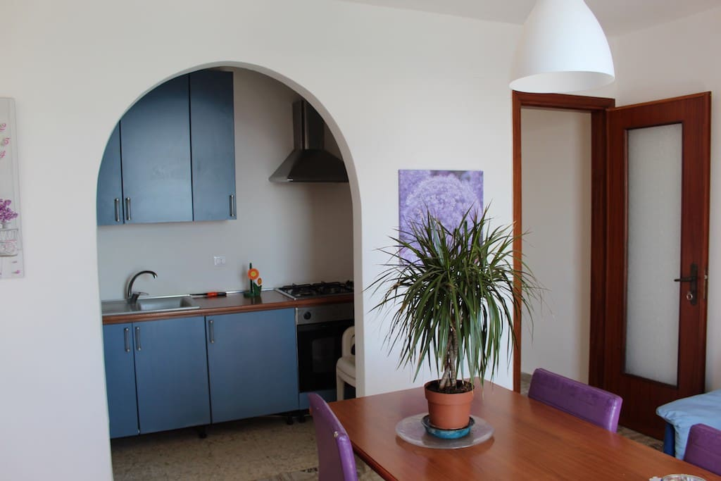 Cucina Soggiorno / Living Room