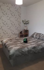 Double bed in heart of Limeric