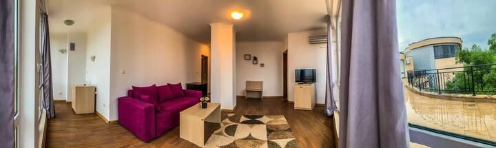 Two bedroom apartament