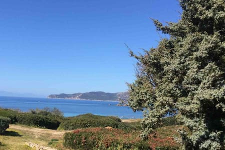 Sardinia Villasimius a 80m from the