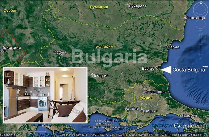 Н28 семейный отдых у тихого залива - Chernomorets - Appartement