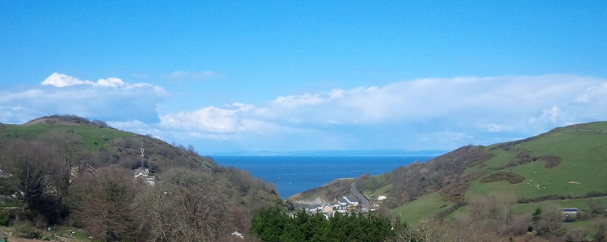 Sunny, relaxed North Devon retreat. - Ilfracombe