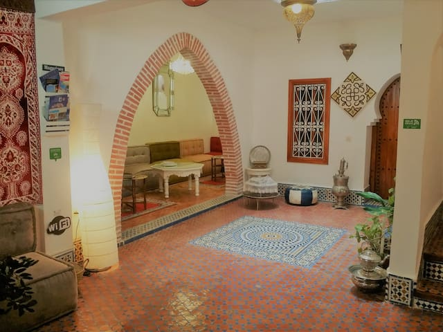 Riad Dari Double Room