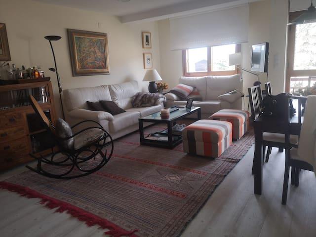 Apartamento recién reformado en el centro de Jaca
