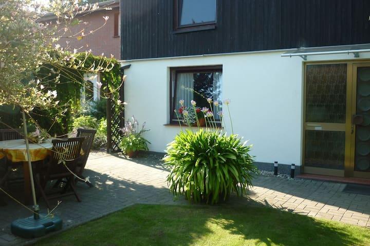 Elegant Apartment in Groß Kordshagen with garden