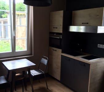 Petit studio rénové dans le style industriel - 贝桑松 (Besançon) - 公寓