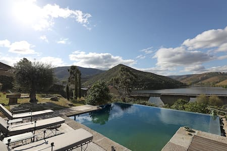 Douro River Winery House