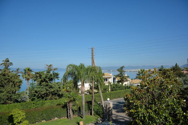 luxury house by the sea - Messinia - 別荘