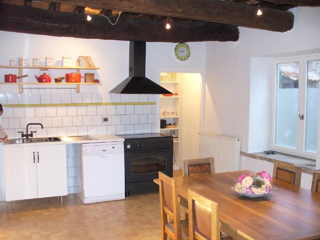 Gîte Aristoloche - Valréas - Alojamento ecológico