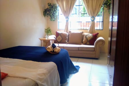 Ozone - sanitized apartment, 20mins to Aiport