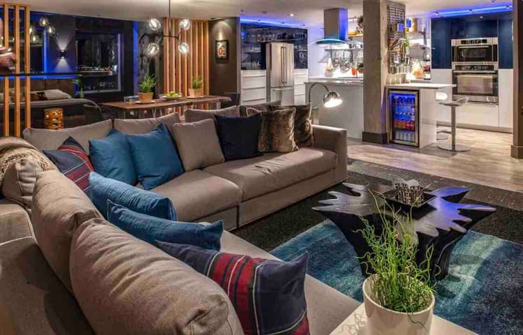 Spectacular Designer Loft Condo Downtown Halifax