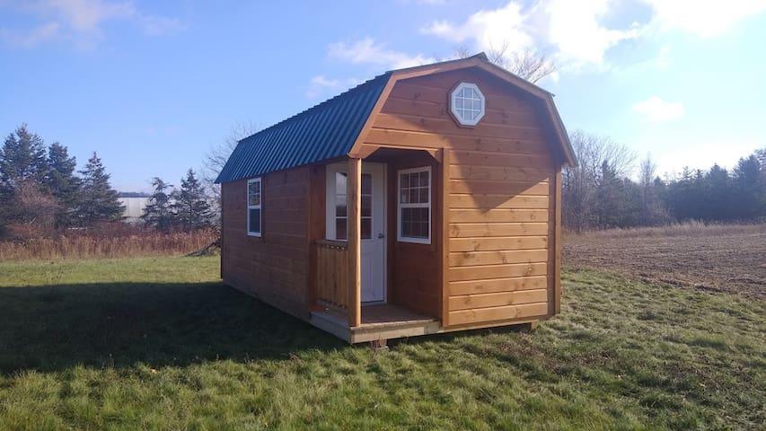 Cabin #2 on a beautiful century old family farm