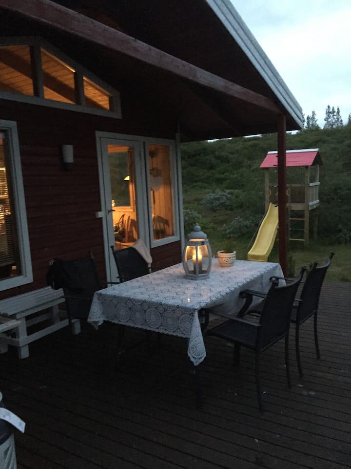 Golden Circle cozy cabin