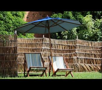 Conforto e aconchego à 150m da praia - Porto de Pedras - Bed & Breakfast