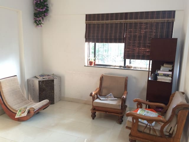 The World is My Family - Pune - Bed & Breakfast