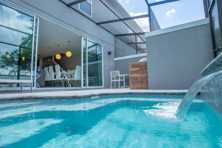 Luxury 4BR with Private Splash Pool and BBQ - 4406