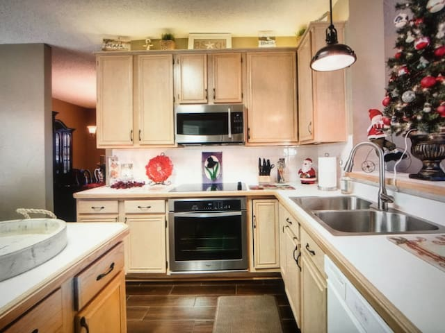 Home in Elkins Park with huge kitchen