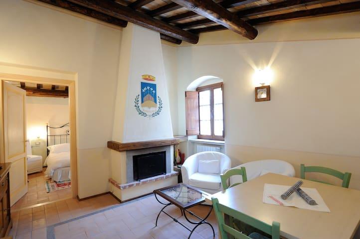 Casa de Richetto - Scheggino - Appartement