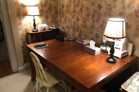 Comfortable private space in central Great Falls