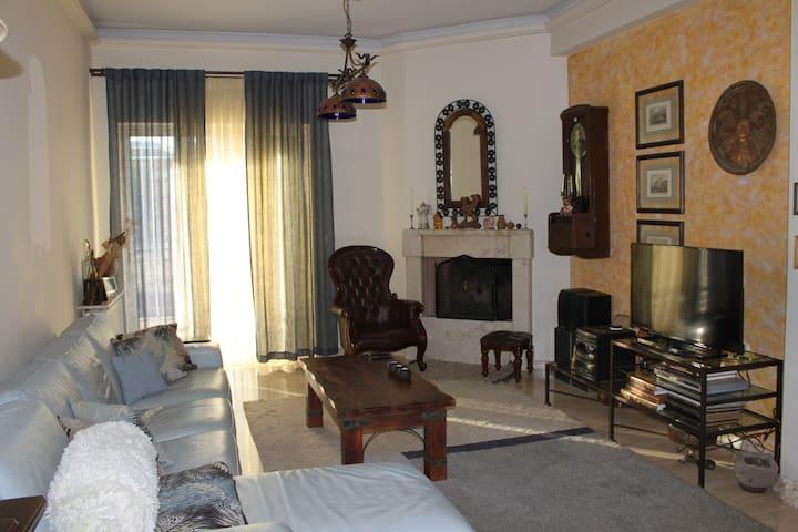 Fantastic house to explore Ioannina & Zagorohoria - 約阿尼納 - 獨棟