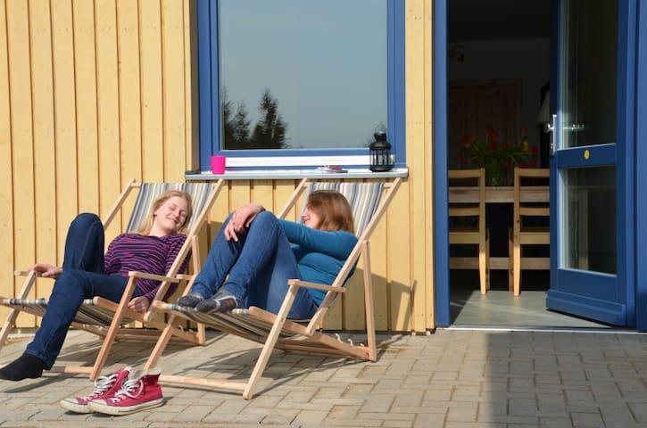 Rollstuhlgerechte Ferienwohnung - Lychen - Apartamento