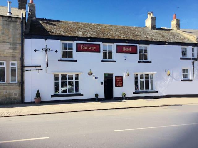 4 star inn superb rooms great food local ales - Haydon Bridge - Bed & Breakfast