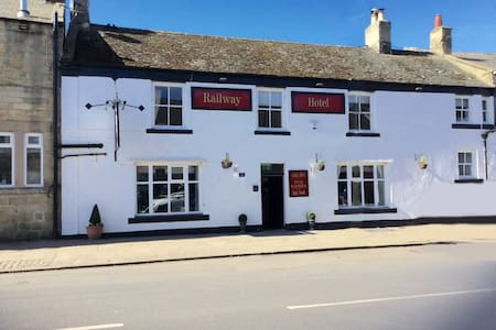 4 star inn superb rooms great food local ales - Haydon Bridge - Bed & Breakfast