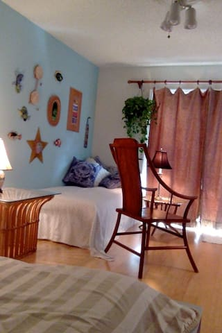 Ocean Retreat, fragrance-free (women only) - Vero Beach - Bed & Breakfast