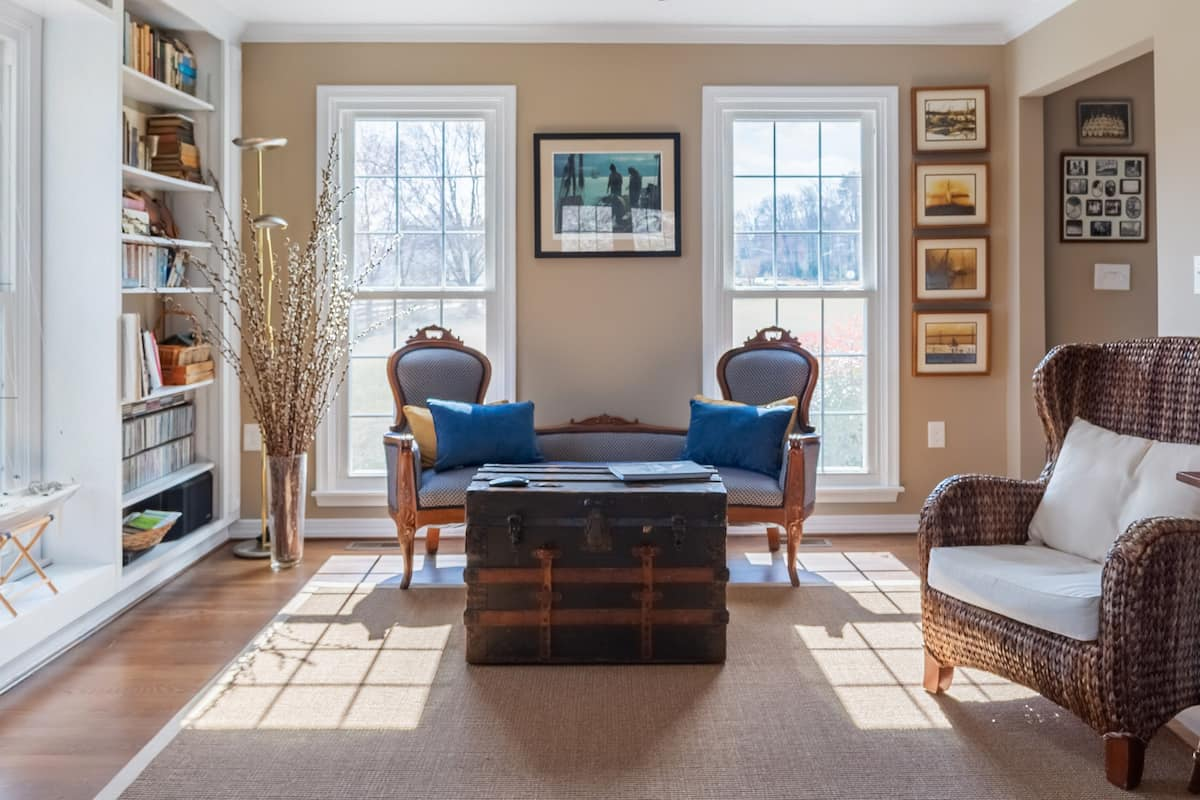 Beautiful Home in Quiet Private Setting near Annapolis