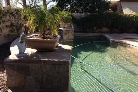 COACHELLA/STAGECOACH/DESERT TRIP/PARIBAS - Indio - House