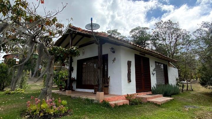 Cabaña Encantadora y Romántica en Villa de Leyva