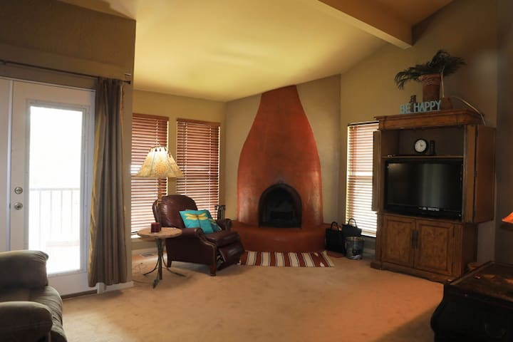 Beautiful Ruidoso Downs Condo