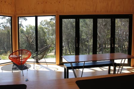 BAY OF FIRES ECO HUT - Binalong Bay - Capanna