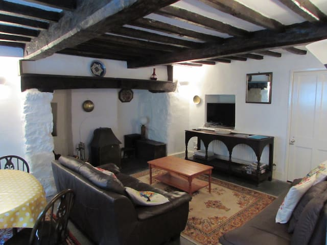 Charming Welsh Farmhouse