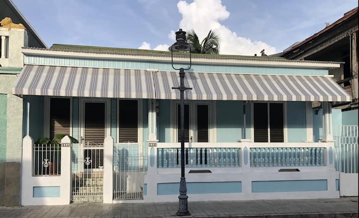 Virtud Apartment B    Downtown Ponce