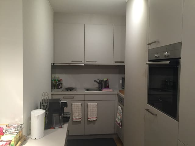 Cosy and modern studio in Lux city! - Luxembourg - Lejlighed