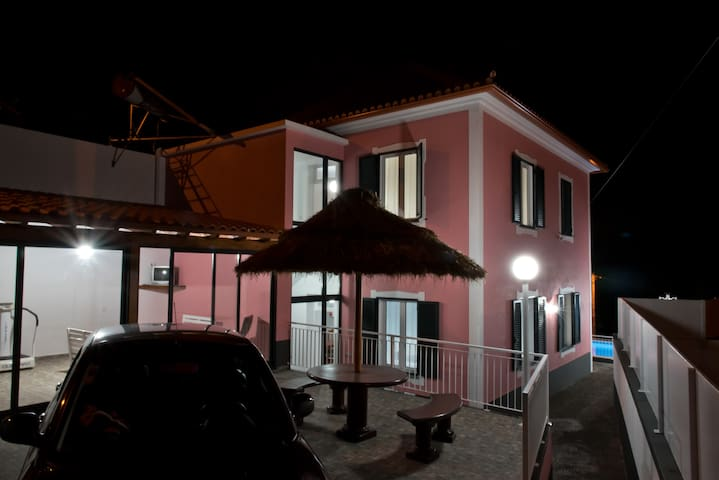 The Blue Sky apartment with coastal and sea view - Ponta do Sol - อพาร์ทเมนท์