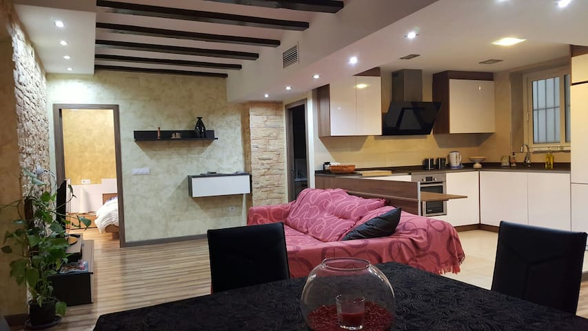 beautiful apartment in the center - València - Dům