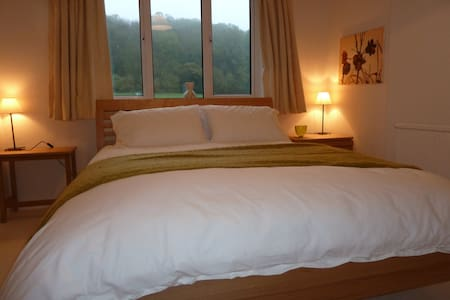 Ensuite double room, king size bed - Hambledon - Wikt i opierunek