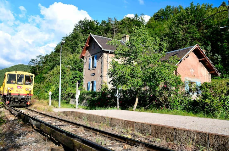 La Gare (The Station) - Serdinya - Hus