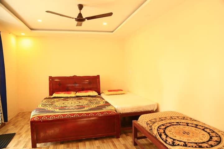 Kushi Beach Standard Family Room Rameswaram