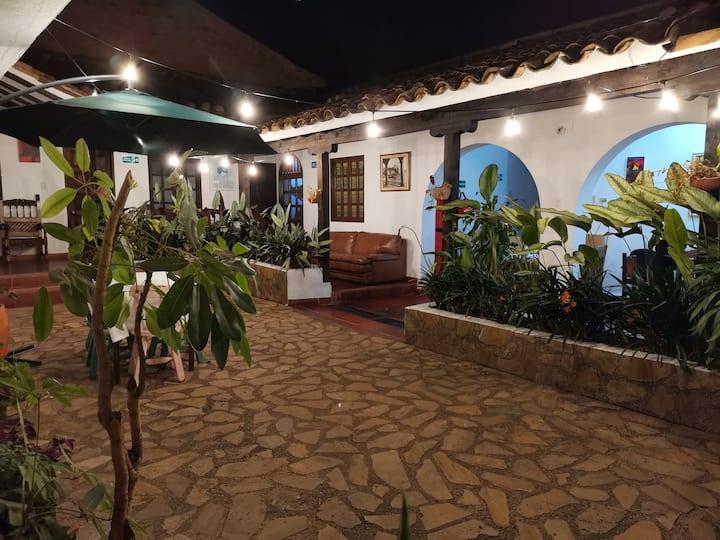 Casa Naturhola Habitacion 2 (villa de leyva, Boy)