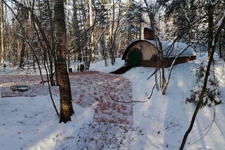 Ecohotel Hobbitland, House of Bob Vetkins