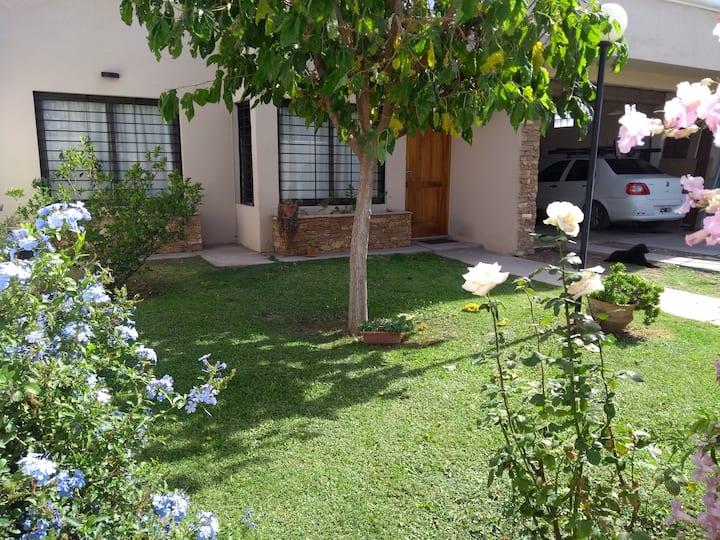 Alquiler casa para turistas San Rafael, Mendoza
