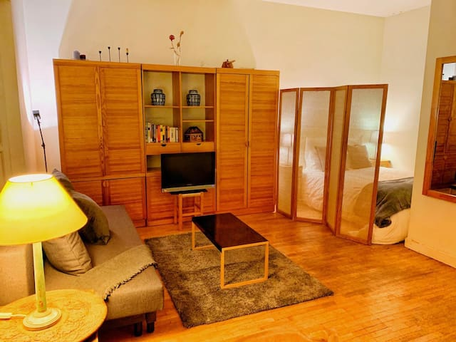 "Perfect  Flat In The Heart Of Paris ""Les Marais"""