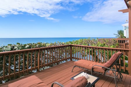 Latitud 18 - Private Rincon Oceanfront Sanctuary